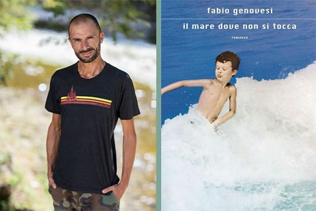 Fabio genovesi presenta il libro il mare dove non si tocca for Porta a libro non si chiude