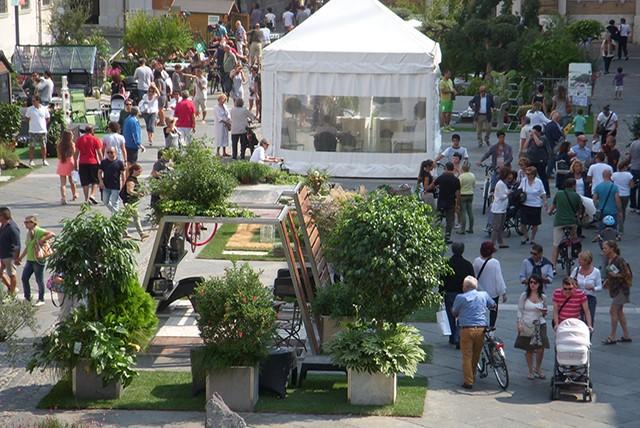 Giardini terrazzi mostra mercato di fiori arredi for Arredi per giardini e terrazzi