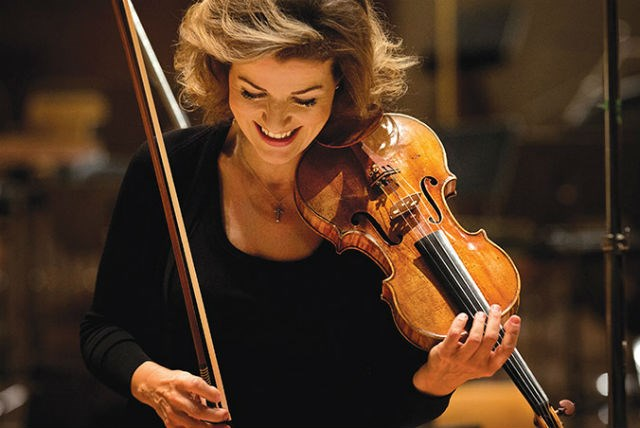 Anne-Sophie Mutter a Ravenna Festival