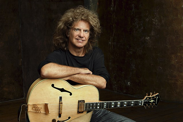 Ravenna Jazz con Pat Metheny all'Alighieri