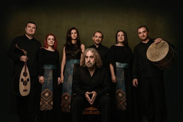 Il suono dell'antica Armenia reinventato per il XXI secolo