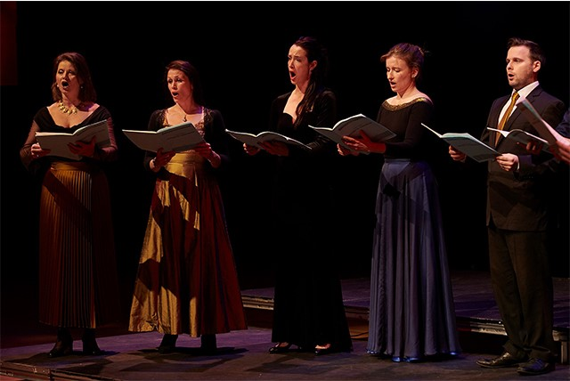 RAVENNA FESTIVAL / I Theatre of Voices in streaming da Copenhagen