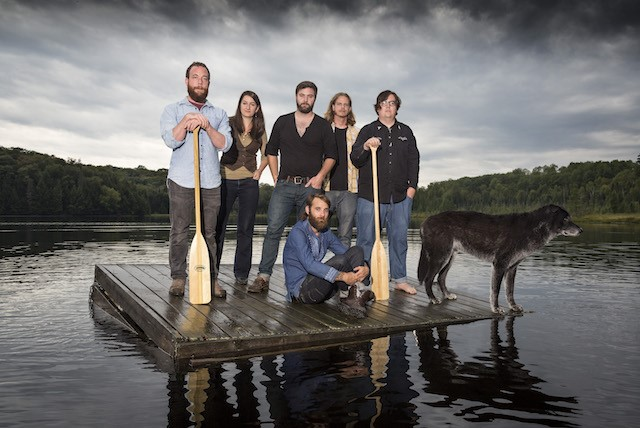 The Strumbellas all'Hana-Bi